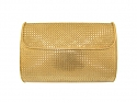 Woven Gold Evening Bag in 14K
