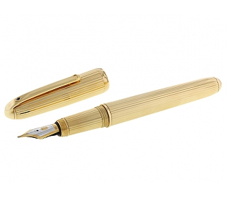 Cartier Fountain Pen in 18K