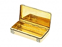 Cartier Art Deco Enamel Box in 18K and Silver