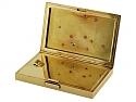 Van Cleef & Arpels Diamond and Ruby Box in 18K