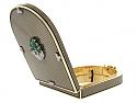 Cartier Art Deco Tutti Frutti and Diamond Box in 18K