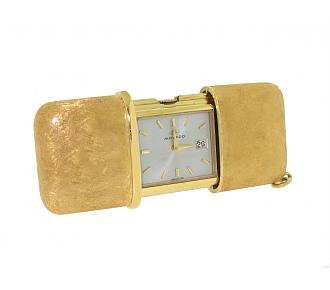 Movado Ermeto Travel Clock