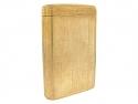 Buccellati Gold Cigarette Case in 18K
