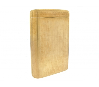 Buccellati Gold Cigarette Case in 18K