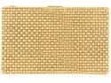 M. Buccellati Mid-Century Woven Cigarette Case in 18K Gold