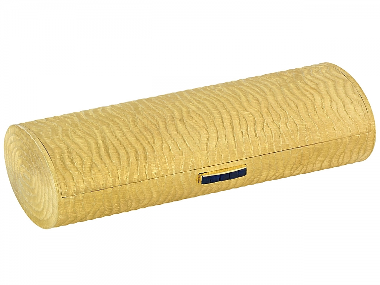 Video of Tiffany & Co. Gold Box in 18K