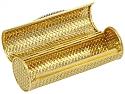 Gold Vanity Case with Diamonds in 18K