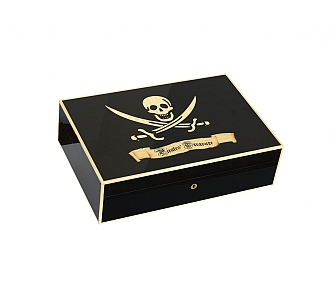 Elie Bleu 'Pirates' Watch Box