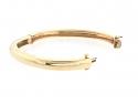 Bangle Bracelet in 14K Gold