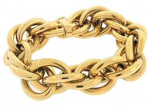 Neiman Marcus Bracelet in 18K