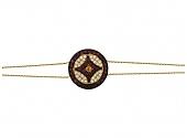 Vanessa Kandiyoti 'K Collection' Ruby and Diamond Bracelet in 18K