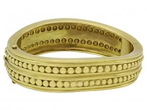 Vahe Naltchayan Bangle in 18K Gold