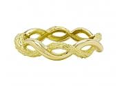 Tiffany & Co. Retro Bangle Bracelet in 18K Gold