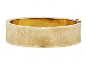 Bangle Bracelet in 14K Gold