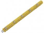 Diamond Gold Bracelet in 18K Gold