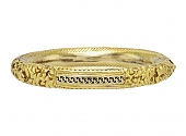 Antique Victorian Gold Bangle in 18K Gold