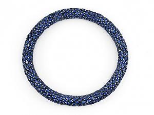 Roberto Demeglio 'Gioconda' Sapphire Bracelet in 18K White Gold