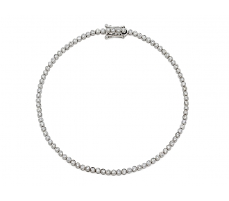 Paul Morelli Diamond Bracelet in 18K White Gold