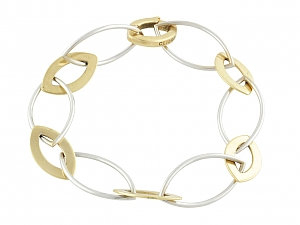 Link Bracelet in 18K