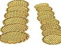 Boucheron Button Set in 18K Gold
