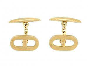 Buccellati Cufflinks in 18K Gold