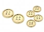 Tiffany & Co. Blazer Buttons in 14K