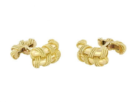 Tiffany & Co. Cufflinks in 18K