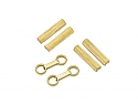 Van Cleef & Arpels Gold Cufflinks in 18K