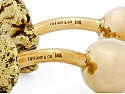 Tiffany & Co. Gold Nugget Dress Set in 18K Gold
