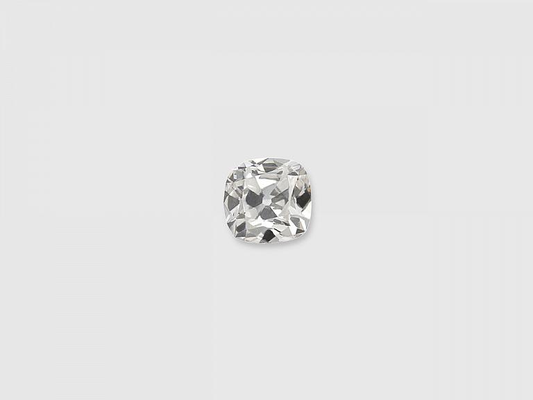 Video of 0.31 Carat F/VS-1 Old Cushion-Cut Diamond