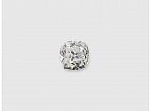 0.37 Carat G/VS-1 Old Mine Cusion-Cut Diamond