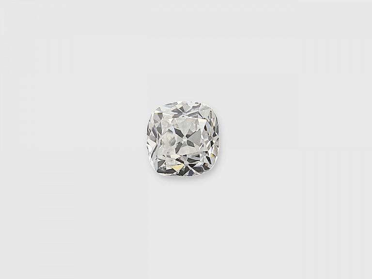 Video of 0.37 Carat G/VS-1 Old Mine Cusion-Cut Diamond