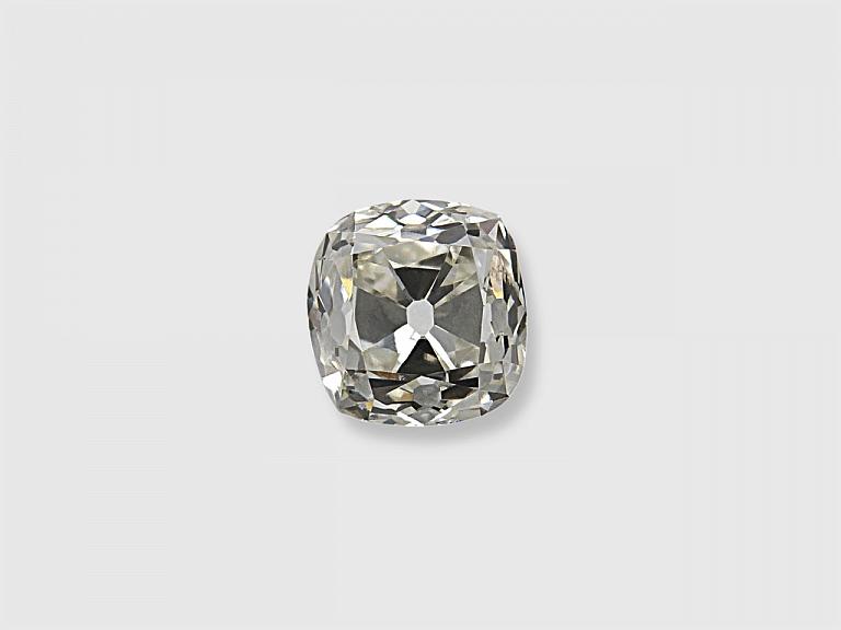 Video of 0.73 Carat J/VS-2 Old Cushion-Cut Diamond