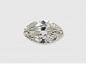 0.87 Carat H/VS-2 Old Marquise-Cut Diamond