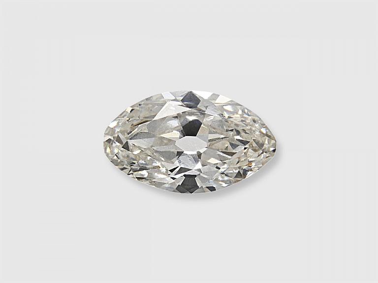 Video of 0.87 Carat H/VS-2 Old Marquise-Cut Diamond