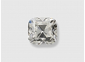 0.93 Carat G/VS-1 Old Cushion-Cut Diamond