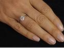 1.09 Carat E/VS-1 Transitional-Cut Diamond