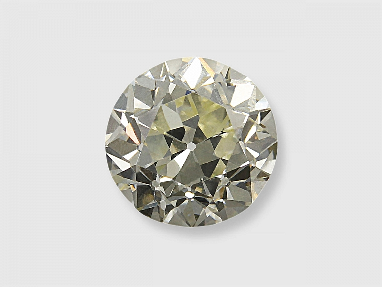 Video of 1.20 Carat O-P/VS-1 Old Round Brilliant-Cut Diamond