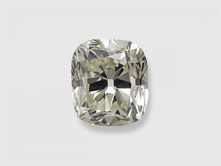 Video of 1.39 Carat J/SI-1 Old Cushion-Cut Diamond