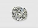 2.00 Carat J/SI-2 Old Mine-Cut Diamond
