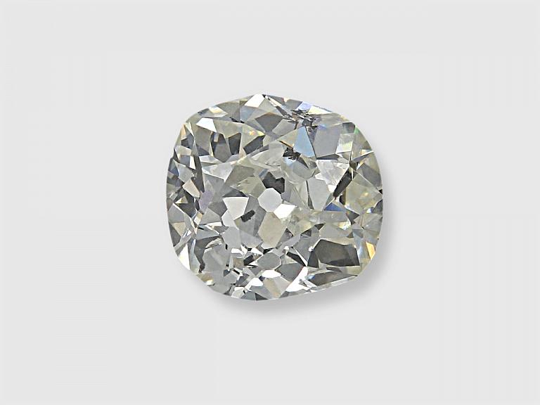 Video of 2.00 Carat J/SI-2 Old Mine-Cut Diamond