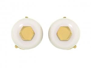 Marina B Cimin Clou Earrings in 18K