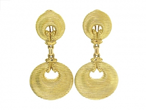 Paul Morelli Earrings in 18K