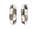 Mauboussin mother-of-pearl Earrings in 18K