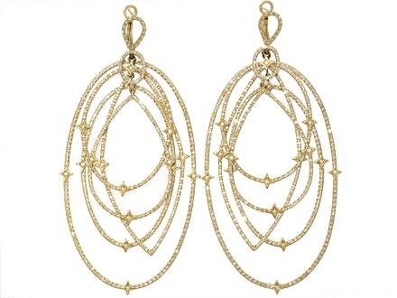 Loree Rodkin 'Michelle' Earrings in 18K