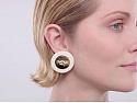 Cartier Aldo Cipullo Knot Earrings in 18K