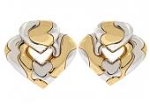 Marina B Pardy Earrings in 18K