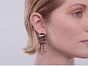 Cartier 'Baiser du Dragon' Earrings in 18K