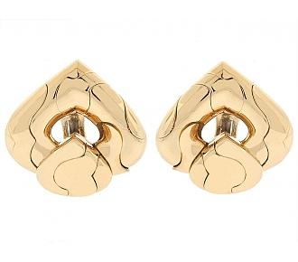 Marina B 'Pardy' Earrings in 18K