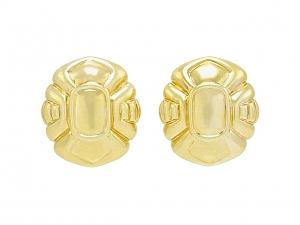 Tiffany & Co. Gold Earrings in 18K Gold